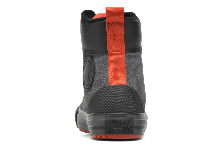 Chuck Taylor All Star Asphalt Boot Hi Thunder/Red/Black