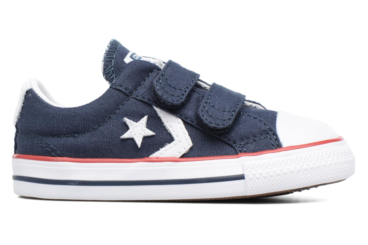 Sneakers Converse Star Player 2V Ox Blauw achterkant