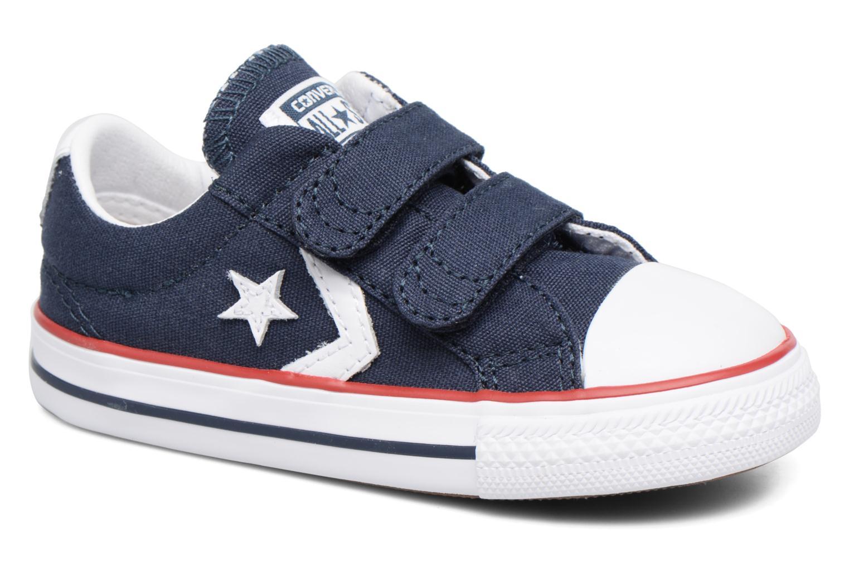 Sneakers Converse Star Player 2V Ox Azzurro vedi dettaglio/paio