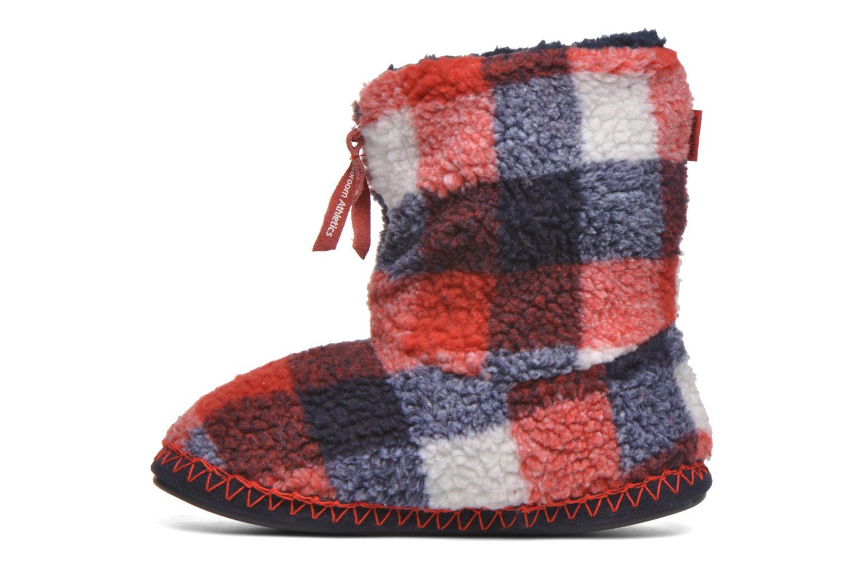 Pantuflas BEDROOM ATHLETICS McQueen Rojo vista de frente