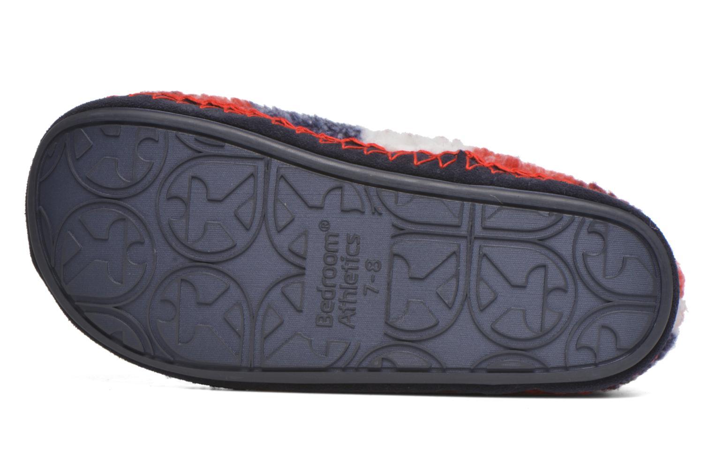 Pantofole BEDROOM ATHLETICS McQueen Rosso immagine dall'alto