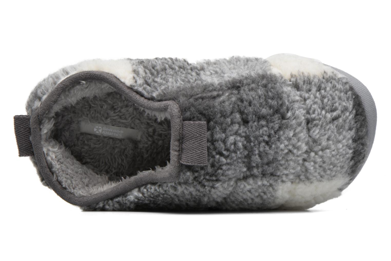 Chaussons BEDROOM ATHLETICS Gibson Gris vue gauche