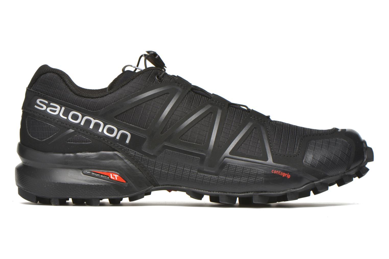 Scarpe sportive Salomon Speedcross 4 Nero immagine posteriore