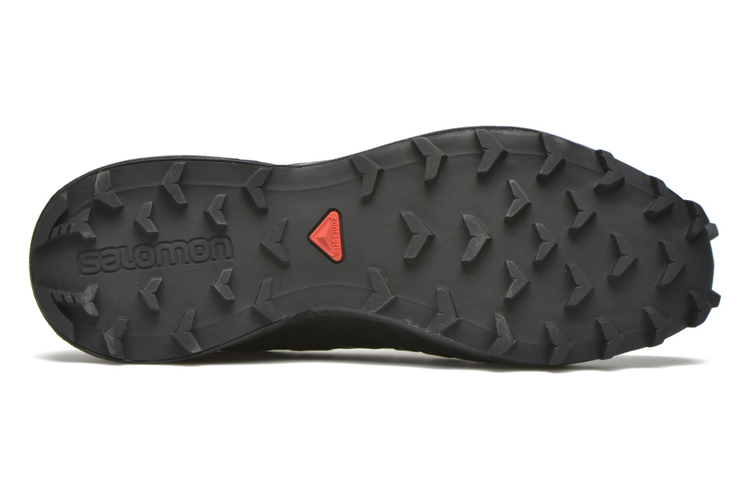 Zapatillas de deporte Salomon Speedcross 4 Negro vista de arriba