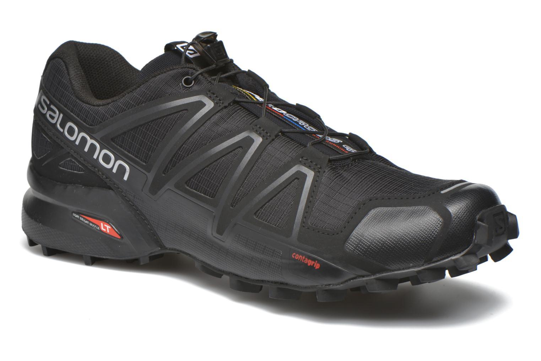 Scarpe sportive Salomon Speedcross 4 Nero vedi dettaglio/paio