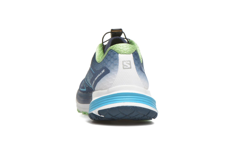 Chaussures de sport Salomon Sense Propulse W Bleu vue droite