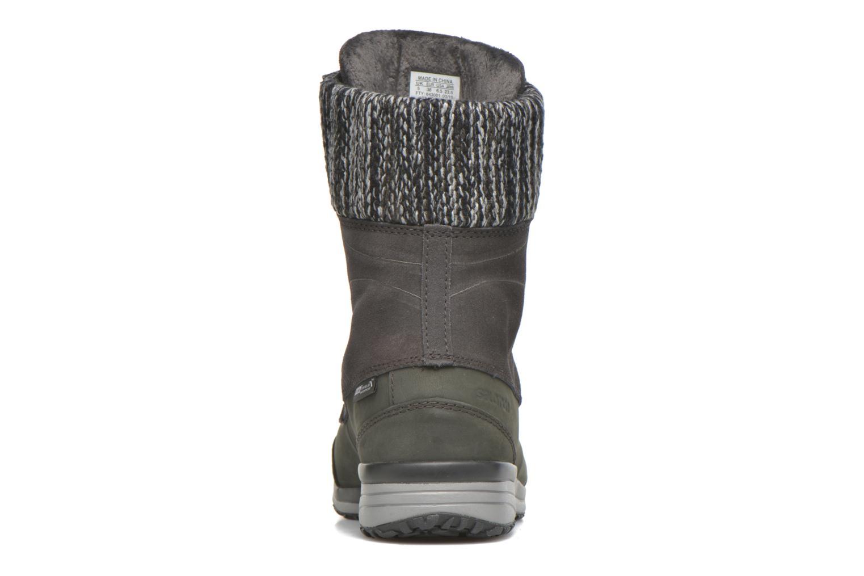 Zapatillas de deporte Salomon Hime Mid LTR CSWP Gris vista lateral derecha