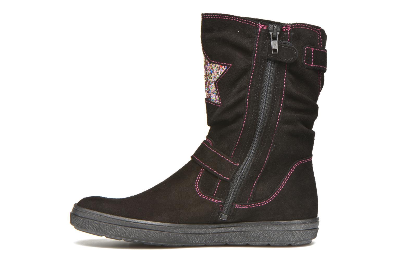 Boots & wellies Richter Gabi Black front view