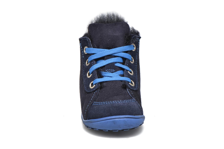 Boots en enkellaarsjes Richter Klaus Blauw model