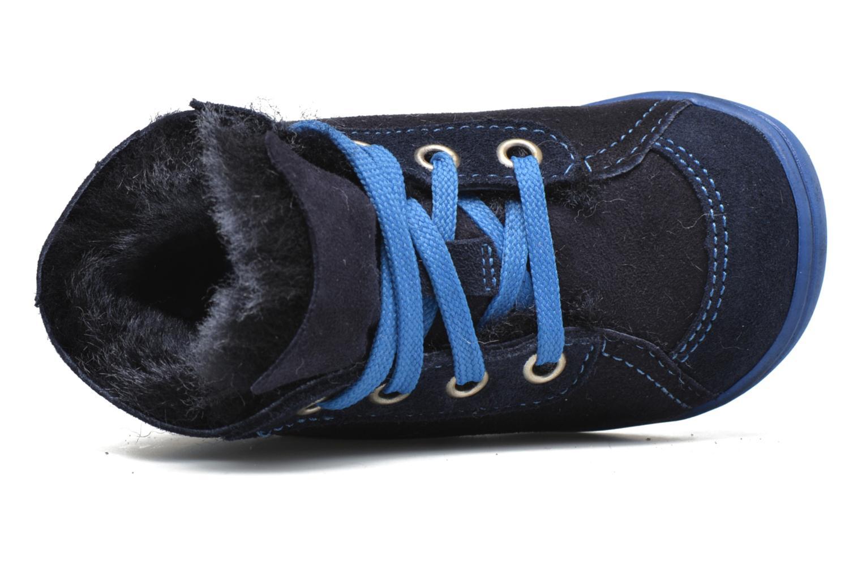 Bottines et boots Richter Klaus Bleu vue gauche