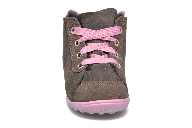 Bottines et boots Richter Kora Gris vue portées chaussures