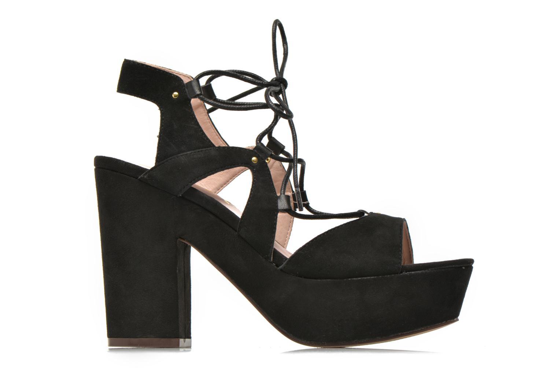 Sandali e scarpe aperte Bronx Jada Nero immagine posteriore