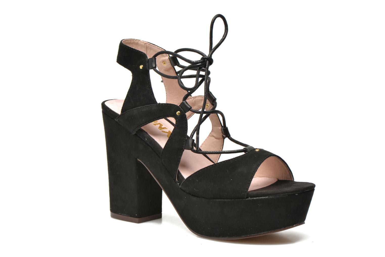 Grandes descuentos últimos zapatos Bronx Jada (Negro) - Sandalias Descuento