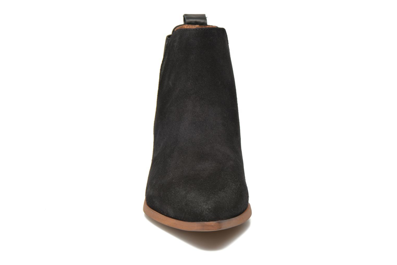 Bottines et boots Bronx Vik Noir vue portées chaussures