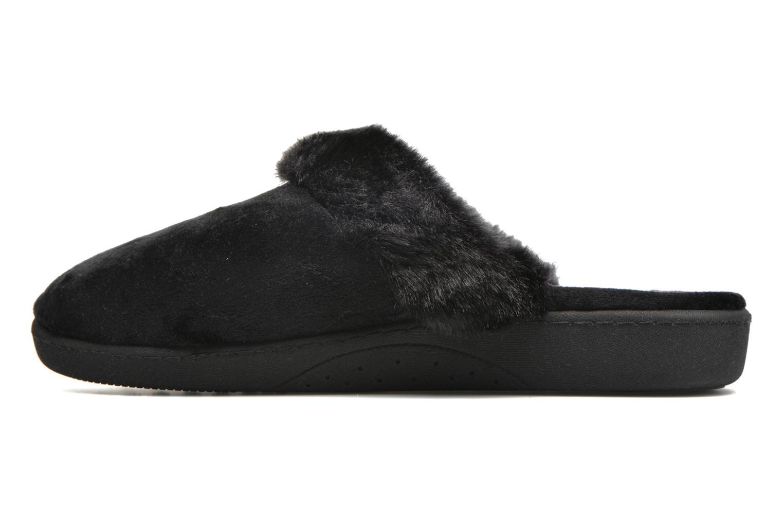 Mule ergonomique microvelours Noir