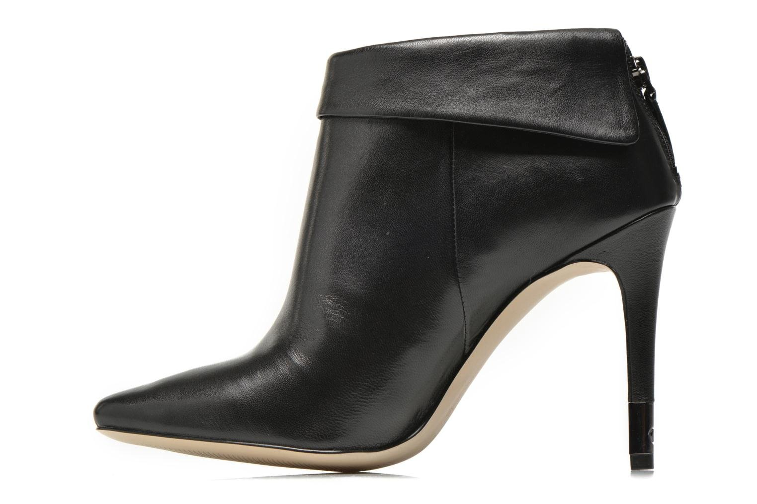 Ankle boots Guess Vena Black front view
