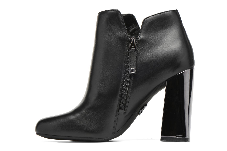 Stiefeletten & Boots Guess Helio schwarz ansicht von vorne