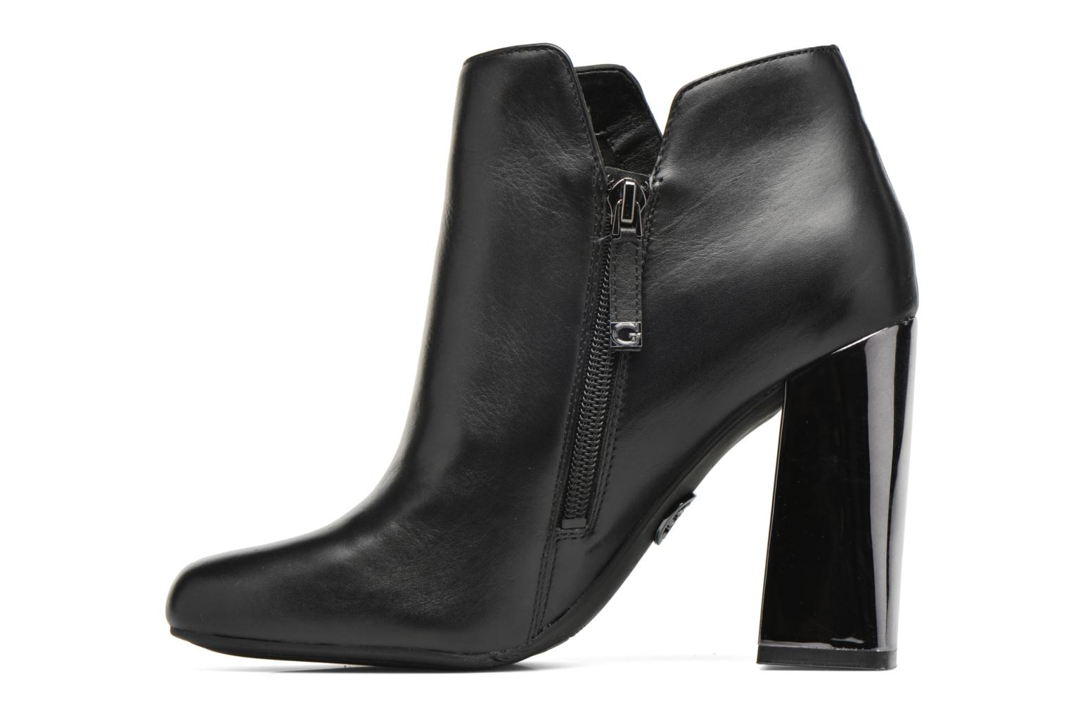 Bottines et boots Guess Helio Noir vue face