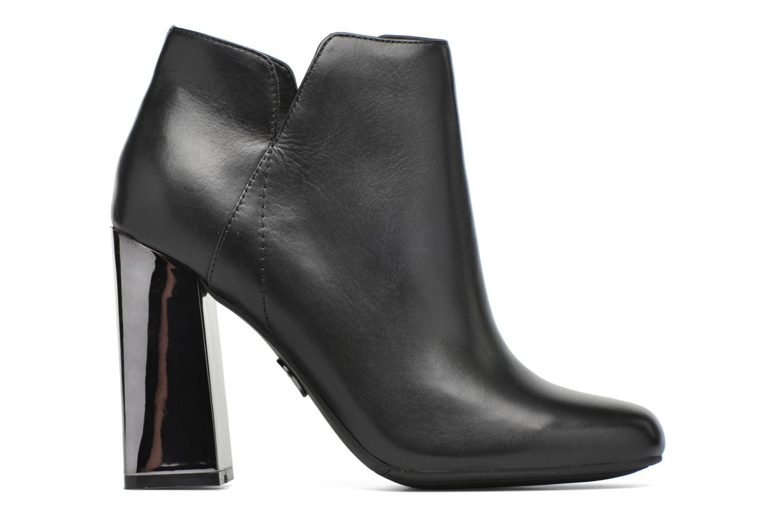 Stiefeletten & Boots Guess Helio schwarz ansicht von hinten