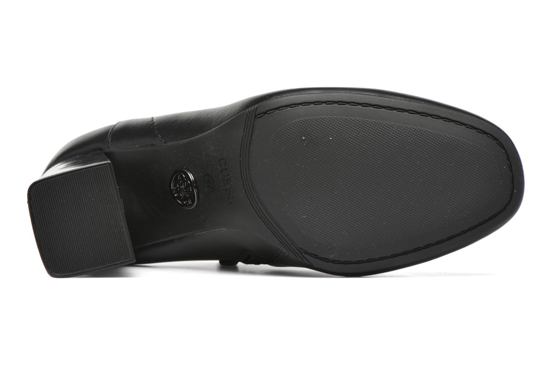 Stiefeletten & Boots Guess Helio schwarz ansicht von oben
