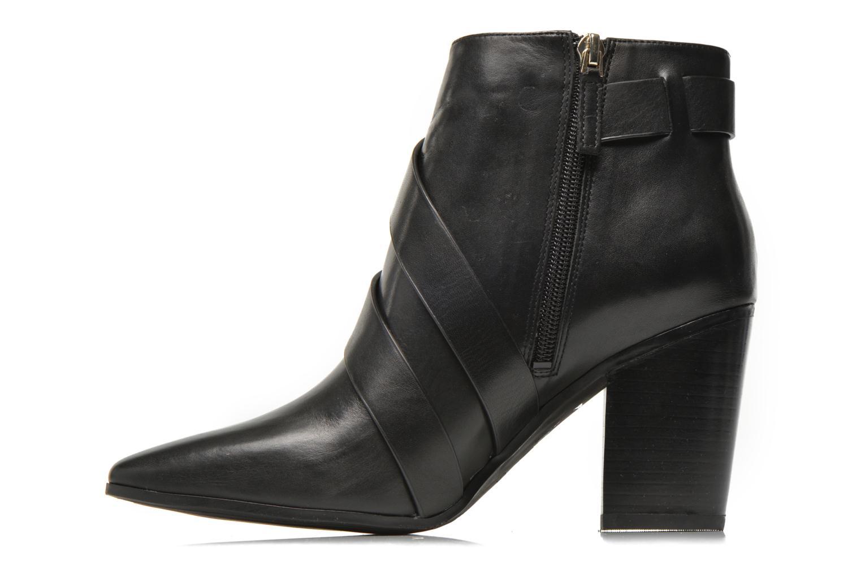 Bottines et boots Guess Hea Noir vue face