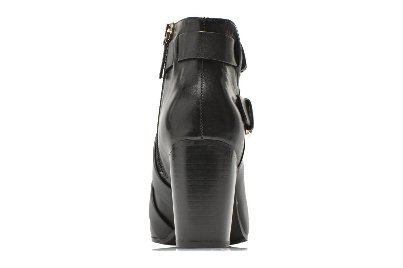 Bottines et boots Guess Hea Noir vue droite