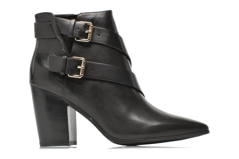 Bottines et boots Guess Hea Noir vue derrière