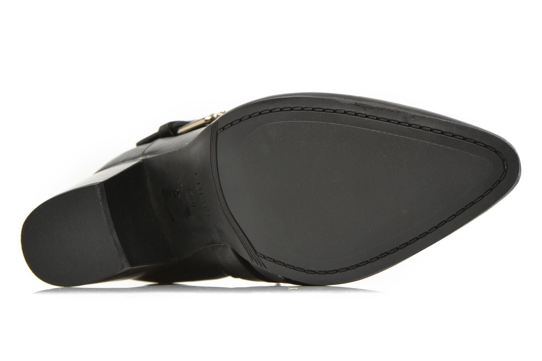 Bottines et boots Guess Hea Noir vue haut