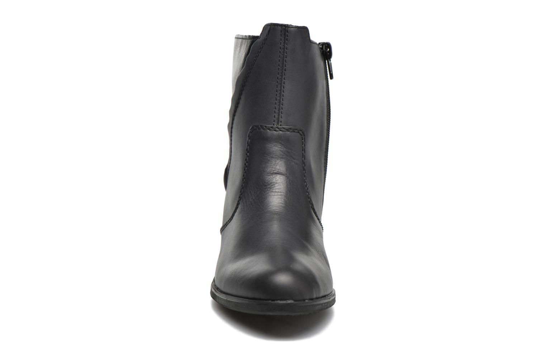 Bottines et boots Rieker Sol Y8950 Bleu vue portées chaussures