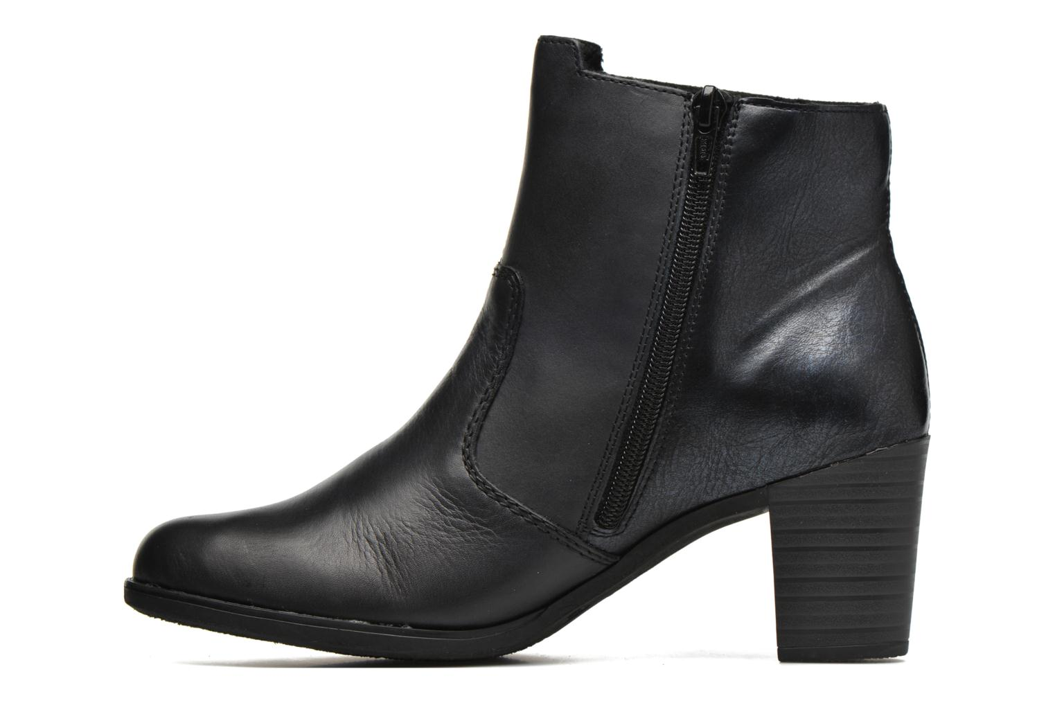 Ankle boots Rieker Sol Y8950 Blue front view