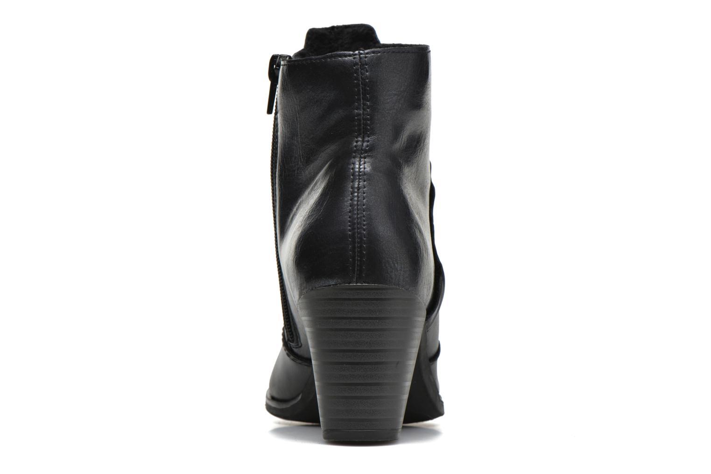 Bottines et boots Rieker Sol Y8950 Bleu vue droite