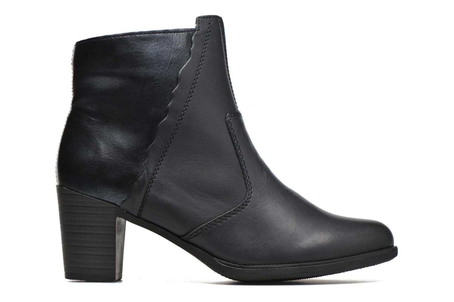Ankle boots Rieker Sol Y8950 Blue back view