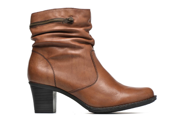 Bottines et boots Rieker Lina Z7651 Marron vue derrière
