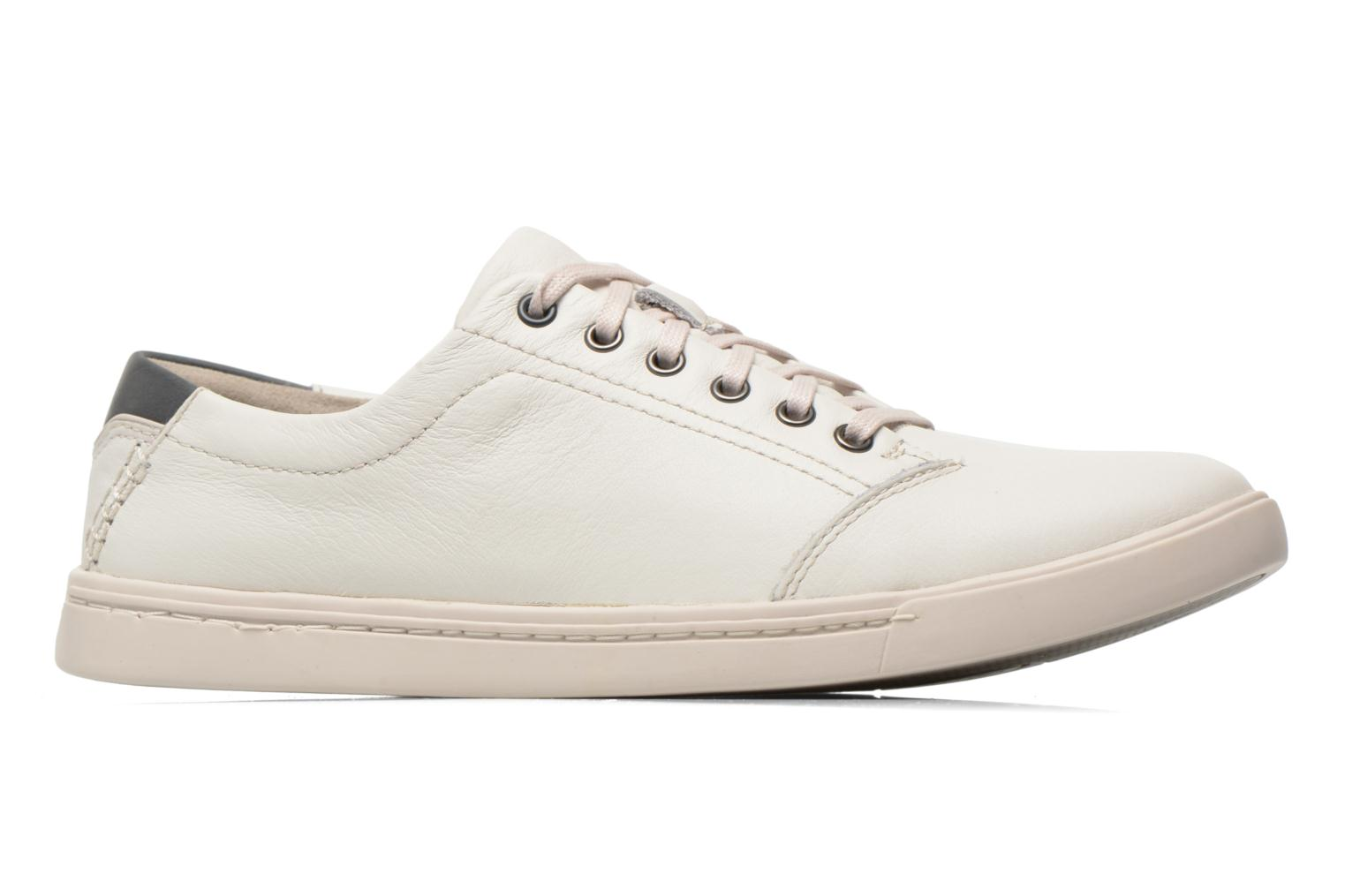 NewoodStreet White leather