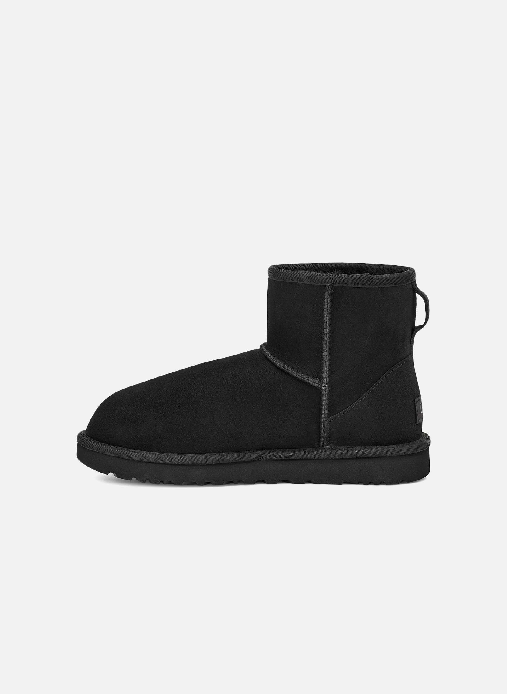 Ankle boots UGG W Classic Mini II Black front view