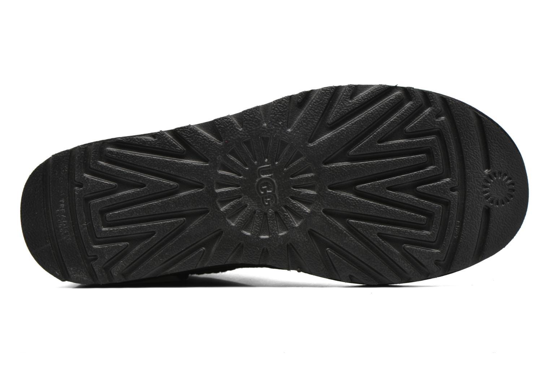Stiefeletten & Boots UGG W Classic Mini II schwarz ansicht von oben
