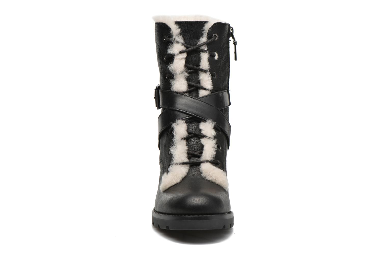 Stiefeletten & Boots UGG W Ingrid schwarz schuhe getragen