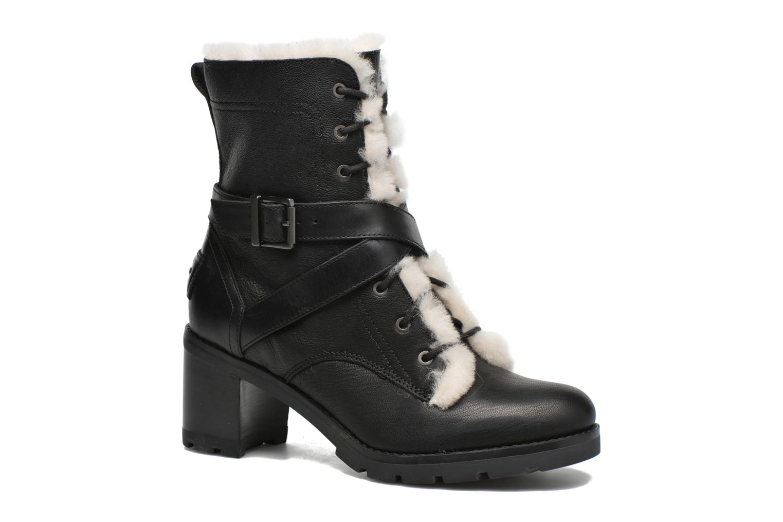 Bottines et boots UGG W Ingrid Noir vue détail/paire