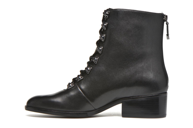 Bottines et boots What For Tovic Noir vue face