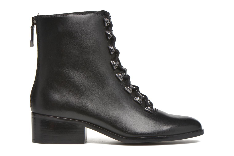 Bottines et boots What For Tovic Noir vue derrière