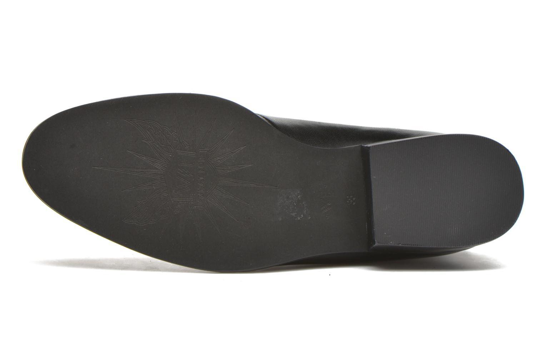 Bottines et boots What For Tovic Noir vue haut