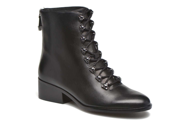 Bottines et boots What For Tovic Noir vue détail/paire