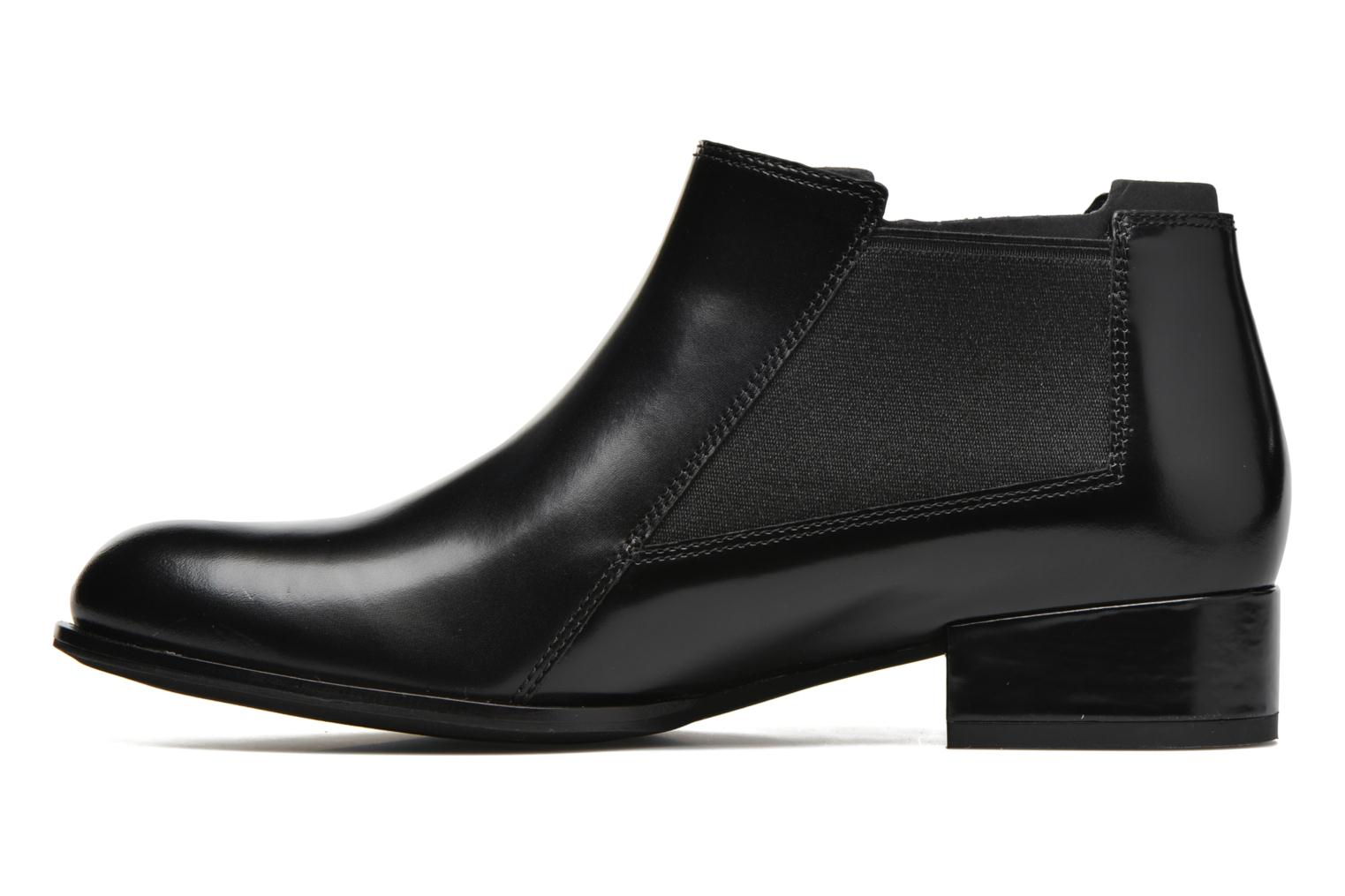 Ankle boots What For Sriso Black front view