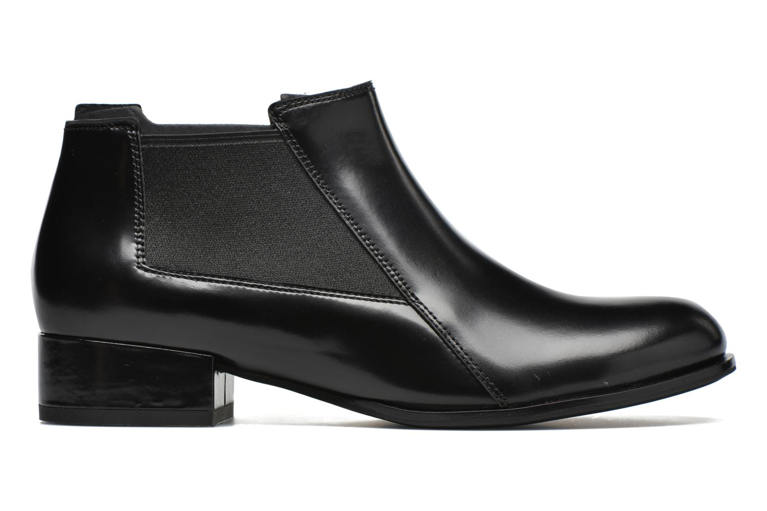 Ankle boots What For Sriso Black back view