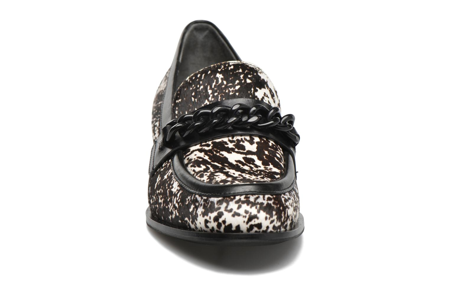 Mocassins What For Mayda Multicolore vue portées chaussures