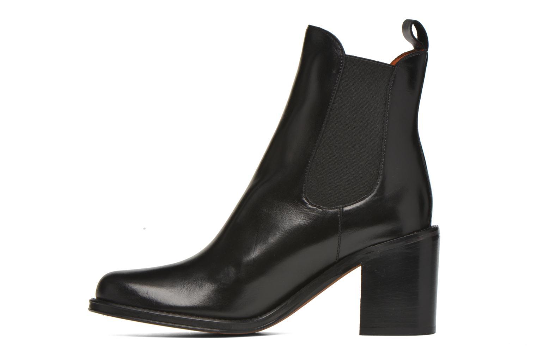 Ankle boots Elizabeth Stuart Sopra 304 Black front view