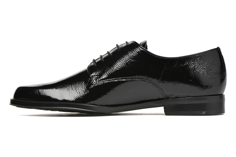 Lace-up shoes Elizabeth Stuart Copra 305 Black front view
