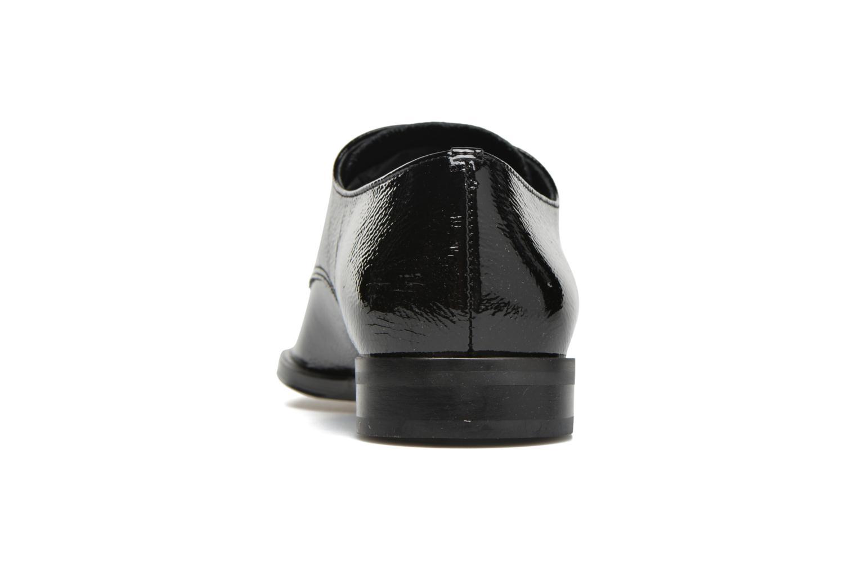 Zapatos con cordones Elizabeth Stuart Copra 305 Negro vista lateral derecha