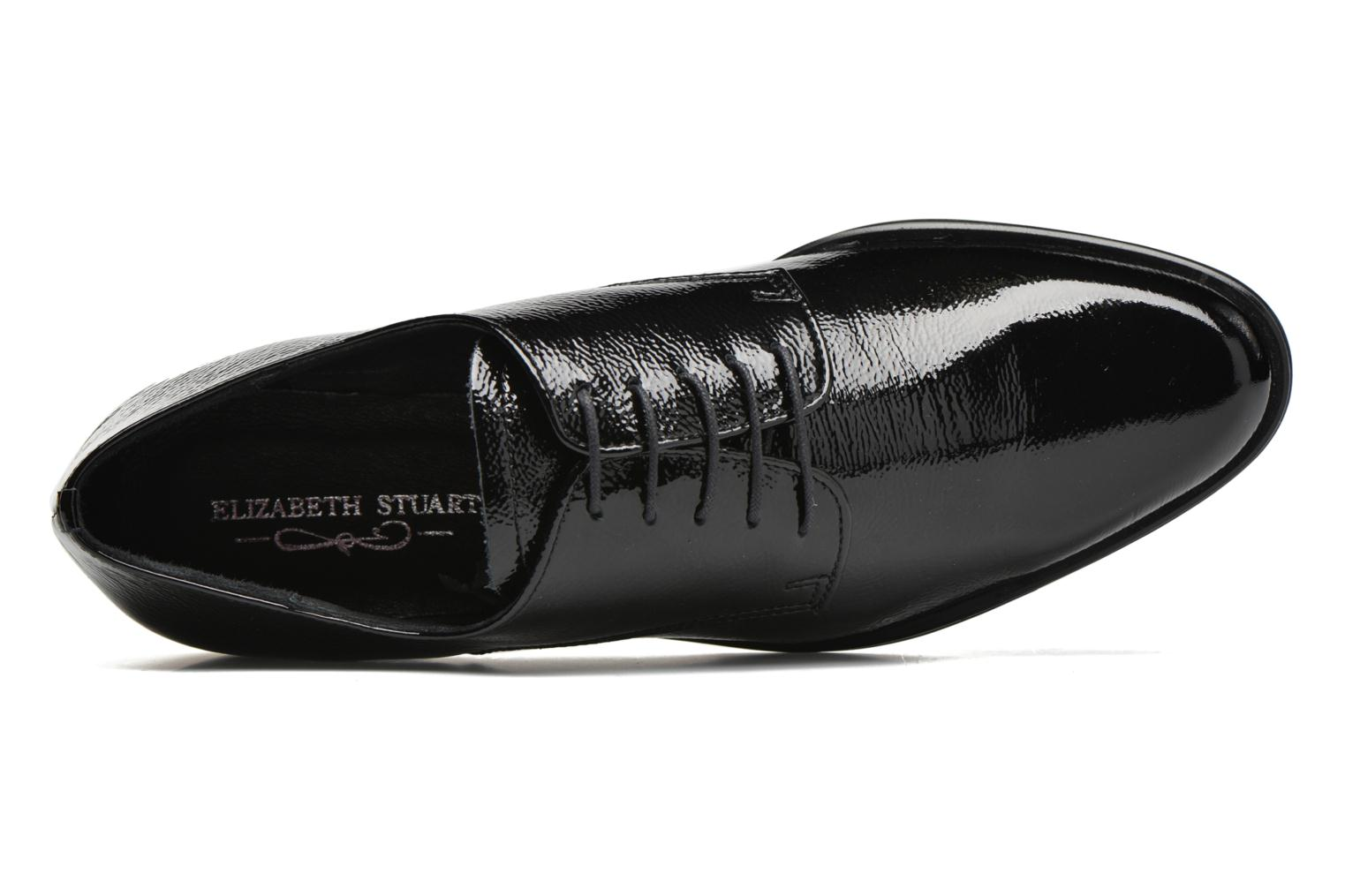 Lace-up shoes Elizabeth Stuart Copra 305 Black view from the left