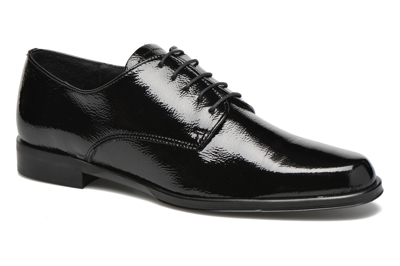 Zapatos con cordones Elizabeth Stuart Copra 305 Negro vista de detalle / par